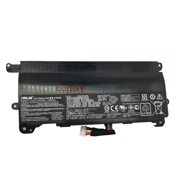 Original laptop battery for ASUS ROG G752,ROG G752V,ROG G752VL,ROG G752VT