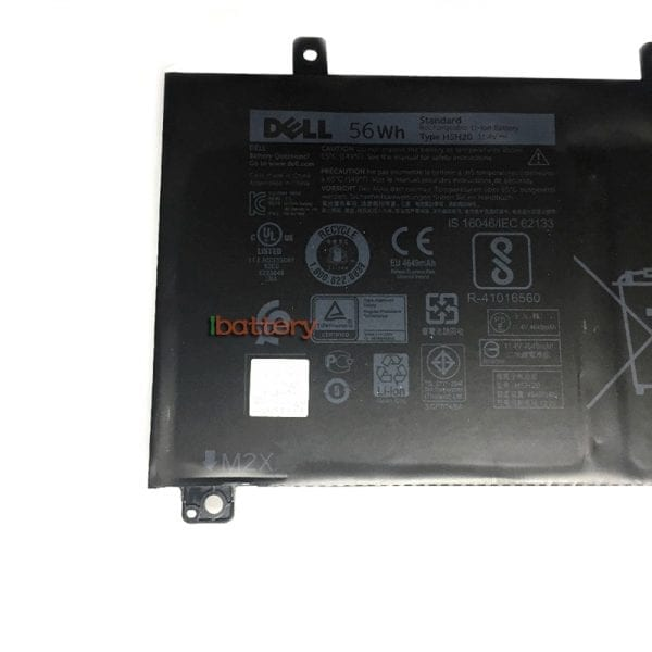 Original laptop battery for DELL XPS 15 9560