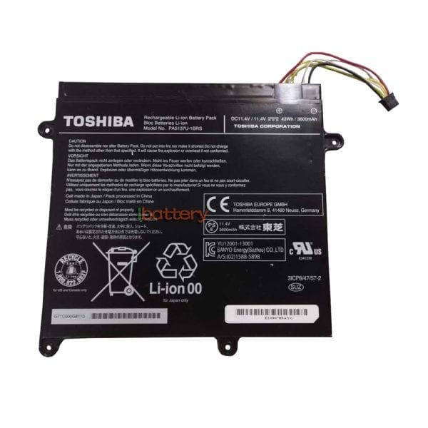 Original laptop battery for TOSHIBA Portege Z10T-A,Portege Z10T,Portege Z10