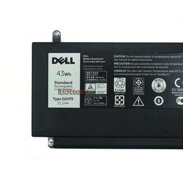 Original laptop battery for DELL Inspiron 15 7547,Inspiron 15 7548