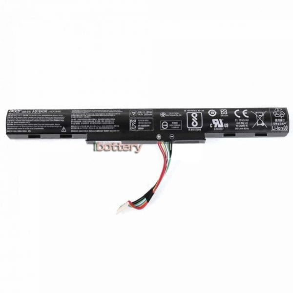 Original laptop battery for ACER Aspire E5-523G,E5-553G,E5-573G,E5-774G