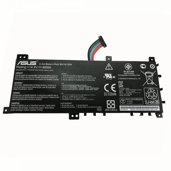 Original laptop battery for ASUS K451L