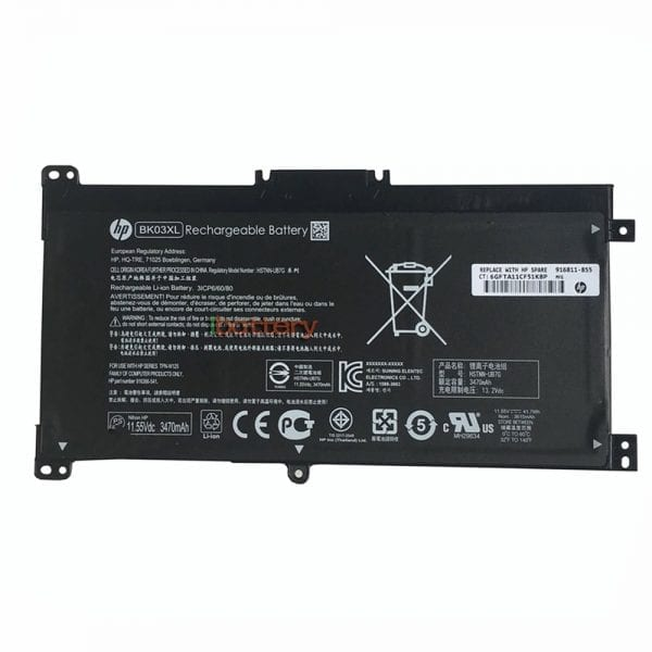Original laptop battery for HP Pavilion X360 14T-BA000