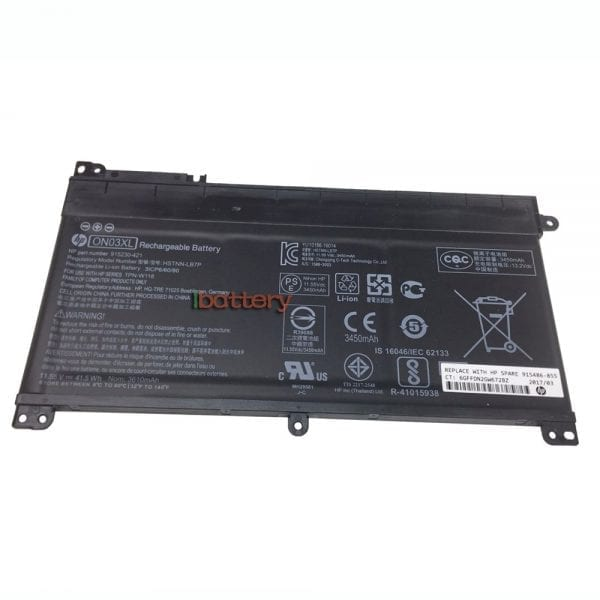 Original laptop battery for HP Pavilon X360 13-U169TU