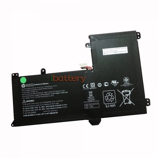 Original laptop battery for HP SlateBook 10-h026ru X2
