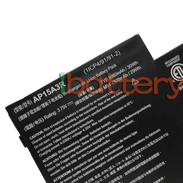 Original laptop battery for ACER Aspire switch 10,Aspire switch 10E