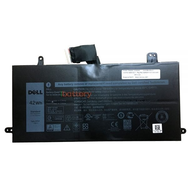 Original laptop battery for DELL Latitude 5290