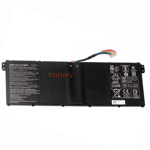 Original laptop battery for ACER Spin 5 SP515-51GN