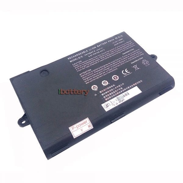 Original laptop battery for HASEE CP77S02,GX9,GX9 Plus,GX9 Pro