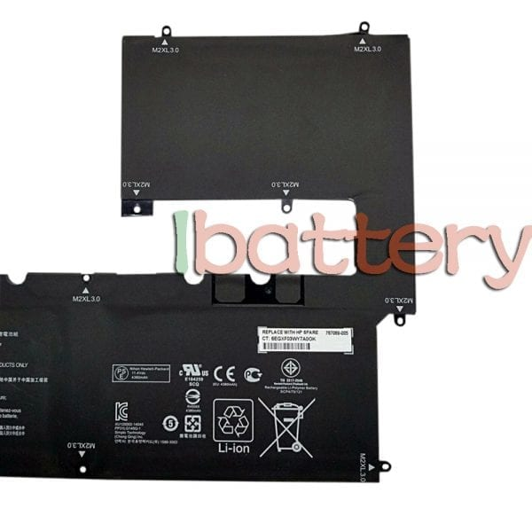 Original laptop battery for HP Envy x2 15-c050na,Envy x2 15-c001ns