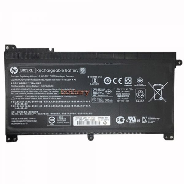 Original laptop battery for HP Pavilion X360 13-u026TU