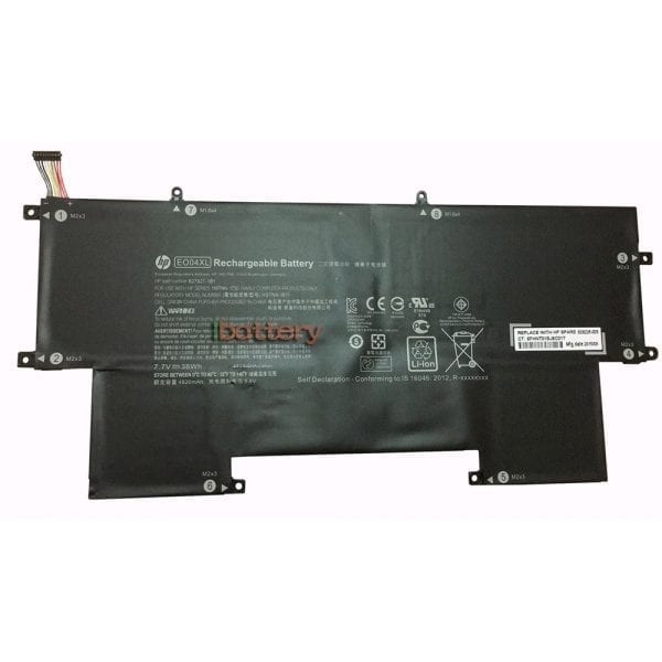 Original laptop battery for HP EliteBook Folio G1