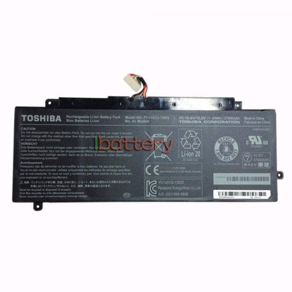 Original laptop battery for TOSHIBA Satellite Click 2 L35W-B3204