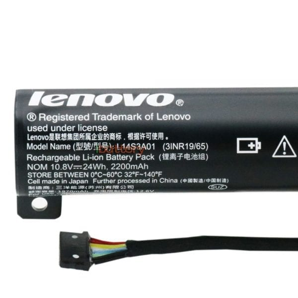 Original laptop battery for LENOVO Ideapad 100-15IBY