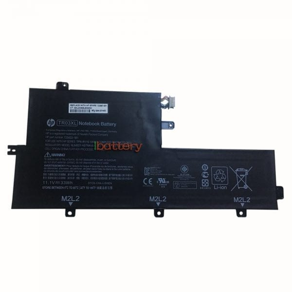 Original laptop battery for HP Split X2 13