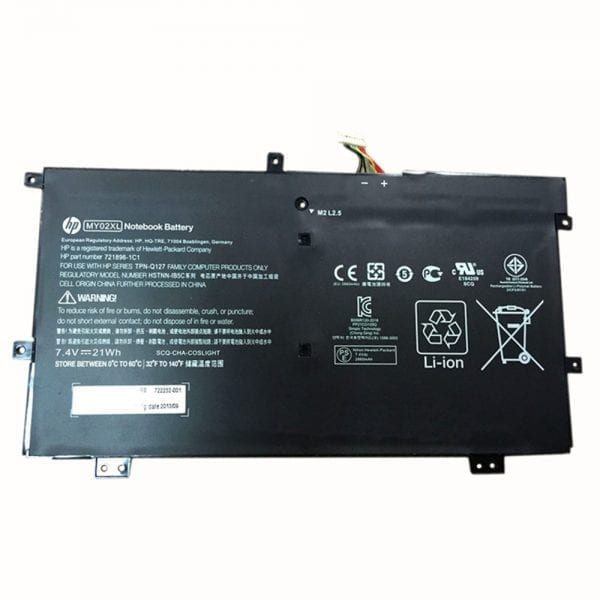 Original laptop battery for HP Slatebook 10-h010nr X2