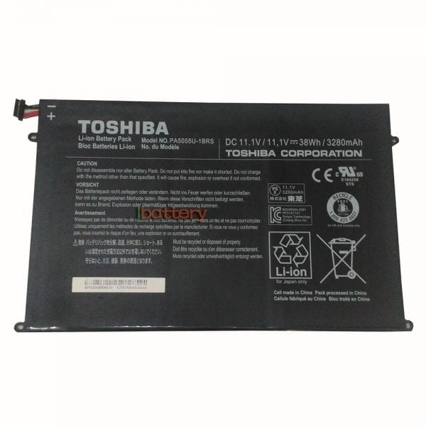 Original laptop battery for TOSHIBA AT330