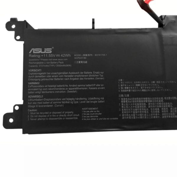 Original laptop battery for  Asus VivoBook Flip 14 TP410UA,TP410UR