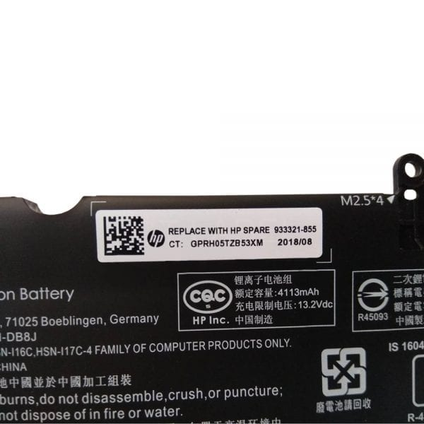 Original laptop battery for  HP EliteBook 730,EliteBook 735,EliteBook 740,EliteBook 745,EliteBook 830,EliteBook 840,EliteBook 846