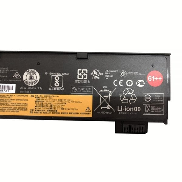 Original laptop battery for  LENOVO Thinkpad P51S,Thinkpad P52S