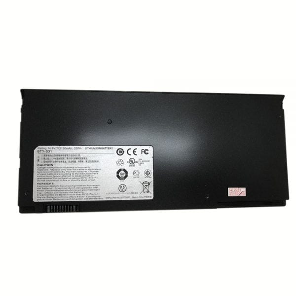 "Original laptop battery for  MSI 13"" X-Xslim"