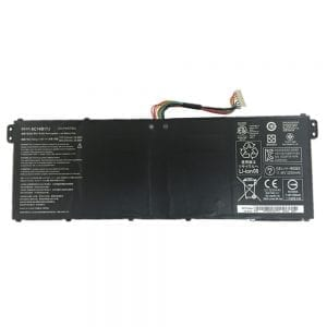 Original laptop battery for  ACER AC14B17J