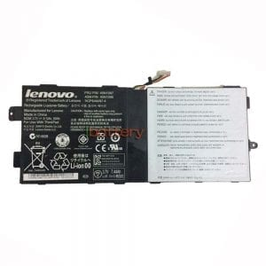 Original tablet battery for LENOVO ThinkPad Tablet 2