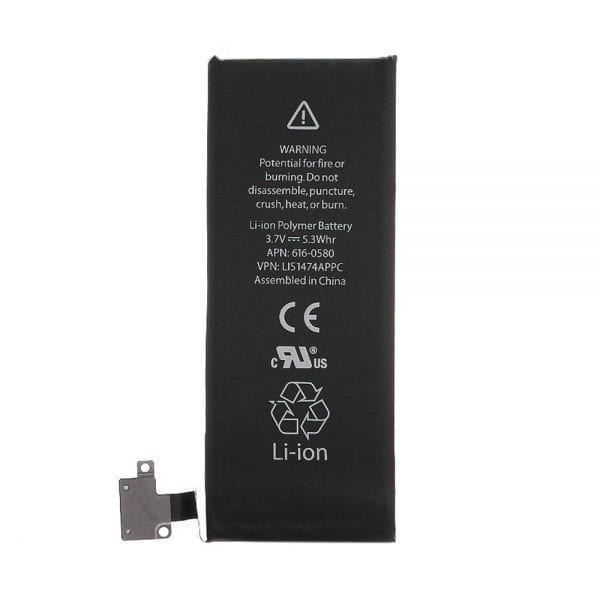 Original cell phone battery 616-0579,616-0580 for iphone 4s