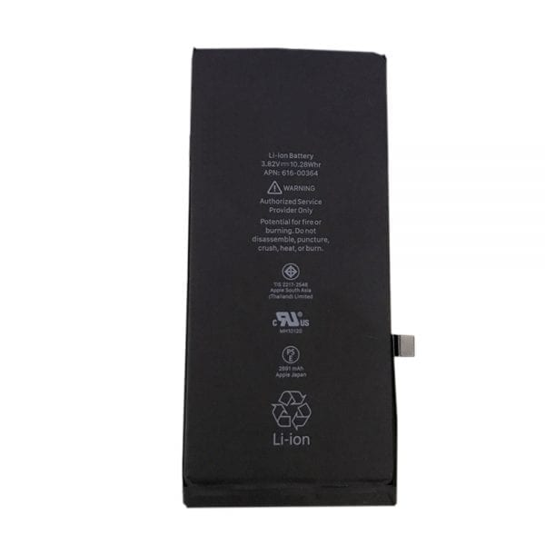 Original cell phone battery 616-00364 for iphone 8 plus