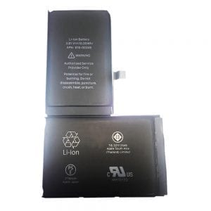 Original cell phone battery 616-00346,616-00347 for iphoneX