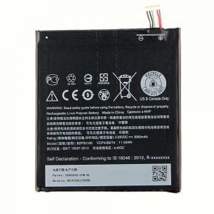 Original cell phone battery B2PS5100 for HTC One X9,One X9U,Desire 10 Pro,D10W