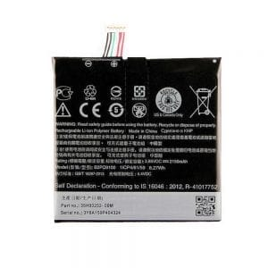 Original cell phone battery B2PQ9100 for HTC One A9,One A9W