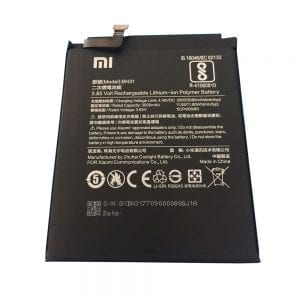 Original cell phone battery BN31 for Xiaomi Mi 5X,Redmi Note 5A