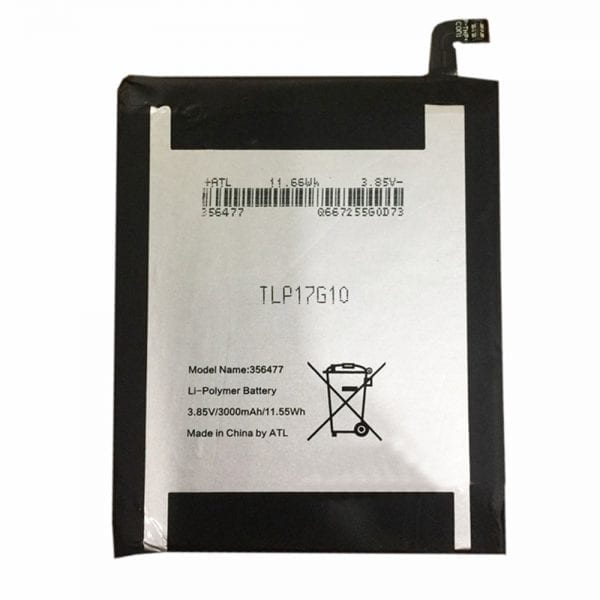 Original cell phone battery 356477 for SUGAR S9,F9