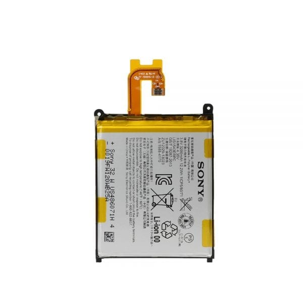 Original cell phone battery LIS1543ERPC for SONY Xperia Z2