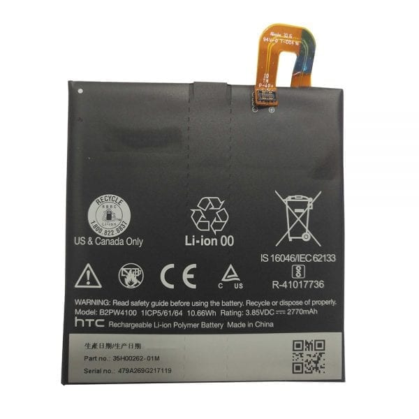 Original cell phone battery B2PW4100 for Google Pixel