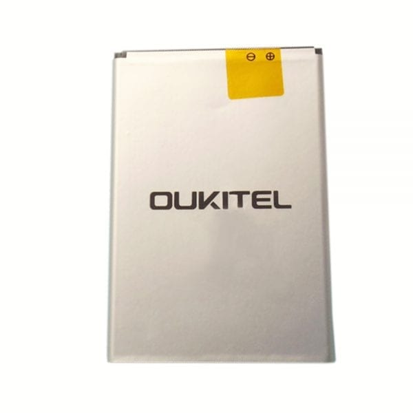 Original cell phone battery for OUKITEL C8