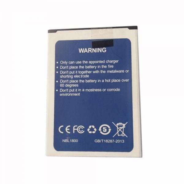 Original cell phone battery for HOMTOM HT10