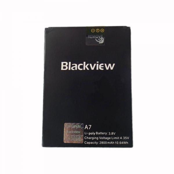 Original cell phone battery for Blackview A7