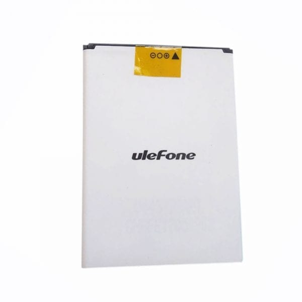 Original cell phone battery for uleFone S8