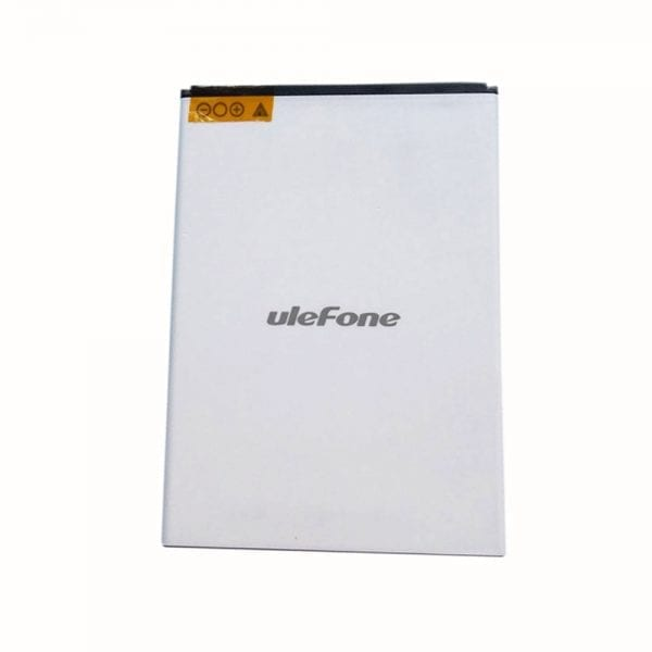 Original cell phone battery for uleFone Paris