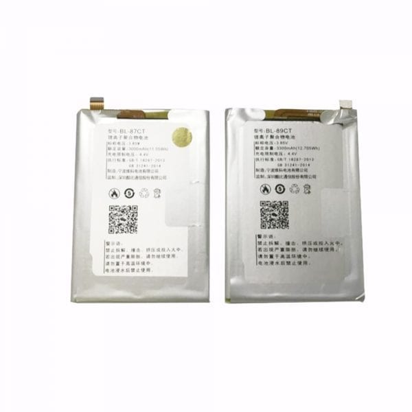 Original cell phone battery BL-89CT for koobee F2