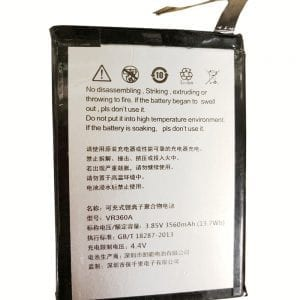Original cell phone battery VR360A for PROTRULY VR D8