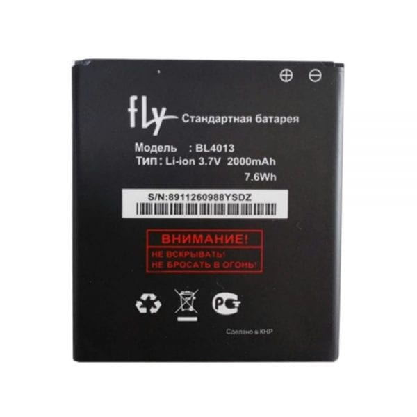 Original cell phone battery BL4013 for FLY IQ441