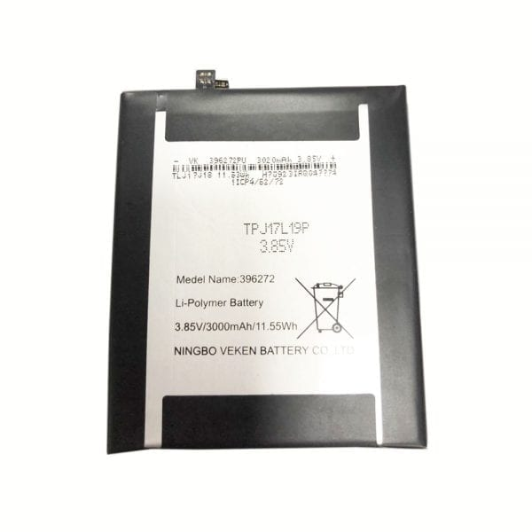 Original cell phone battery 396272 for Wiko Upulse
