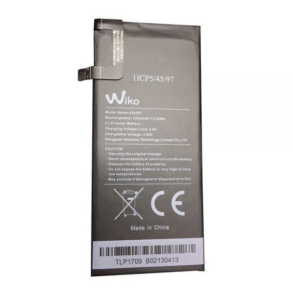 Original cell phone battery for Wiko 434597