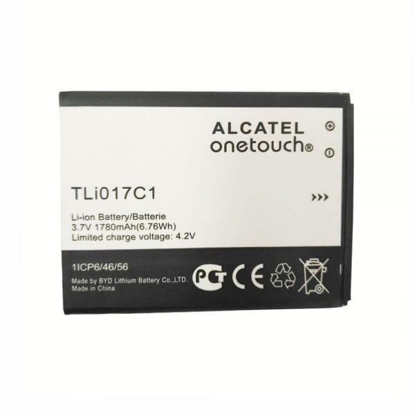 Original cell phone battery TLi017C1 for Alcatel onetouch PIXI 4.5