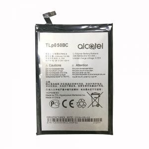 Original cell phone battery TLP050BC for Alcatel