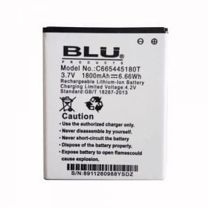 Original cell phone battery for BLU C665445180T