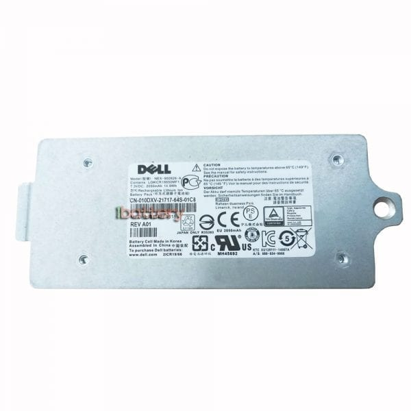 Original battery for DELL MD3820F